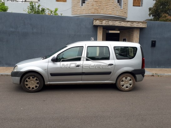 Voiture au Maroc DACIA Logan mcv - 211166
