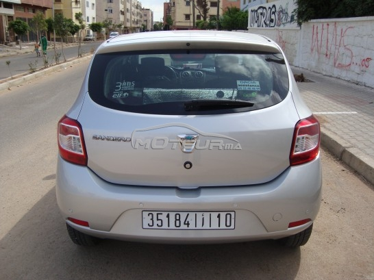 dacia sandero 2013 diesel 166668 occasion casablanca maroc. Black Bedroom Furniture Sets. Home Design Ideas