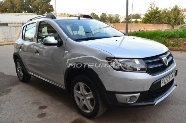 Voiture Dacia Sandero 2015 à casablanca  Diesel  - 6 chevaux