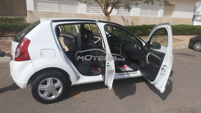 dacia sandero 2013 diesel 160333 occasion agadir maroc. Black Bedroom Furniture Sets. Home Design Ideas