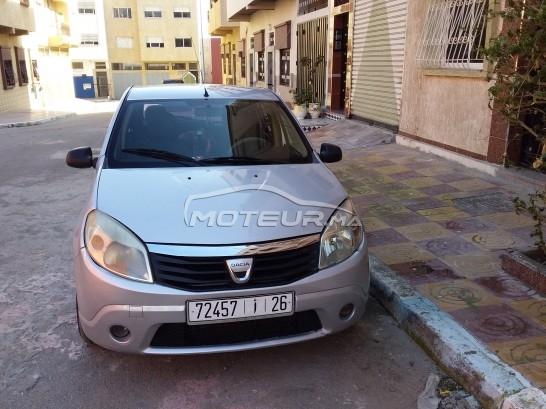 Voiture au Maroc DACIA Sandero 1.5 dci - 256987