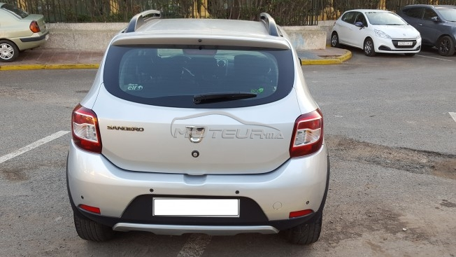 dacia sandero stepway 2014 diesel 188335 occasion casablanca maroc. Black Bedroom Furniture Sets. Home Design Ideas