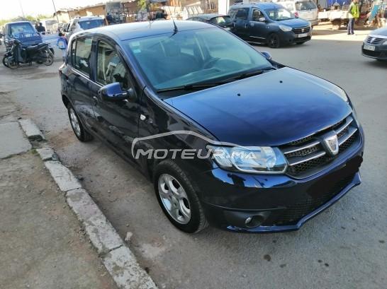Voiture Dacia Sandero 2014 à casablanca  Diesel  - 6 chevaux