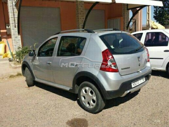 dacia sandero stepway 2011 diesel 158658 occasion agadir maroc. Black Bedroom Furniture Sets. Home Design Ideas