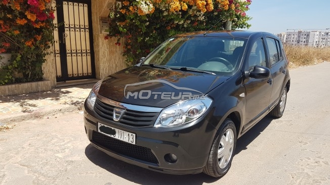 dacia sandero 2011 diesel 159964 occasion casablanca maroc. Black Bedroom Furniture Sets. Home Design Ideas