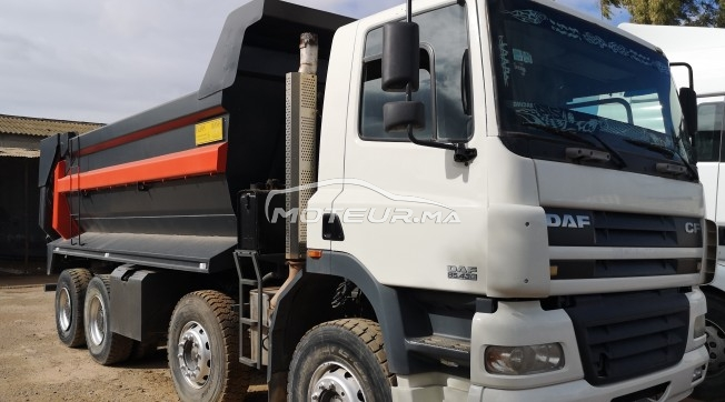 Acheter camion occasion DAF Cf Daf cf 8x4 au Maroc - 352203