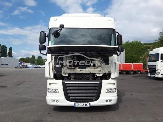 Camion au Maroc DAFXf 105 460sc - 165168