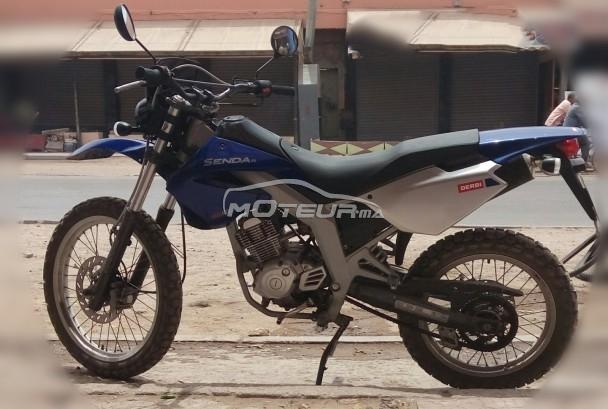 دراجة نارية في المغرب ديربي سيندا 125 4ت - 163687