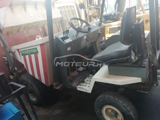 DEUTZ-FAHR 1200 Dumper مستعملة
