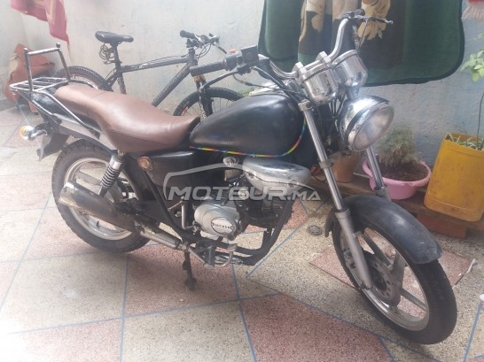 دراجة نارية في المغرب DOCKER Street bike - 237391