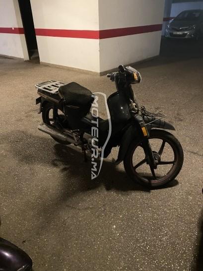 دراجة نارية في المغرب DOCKER C50 - 364069
