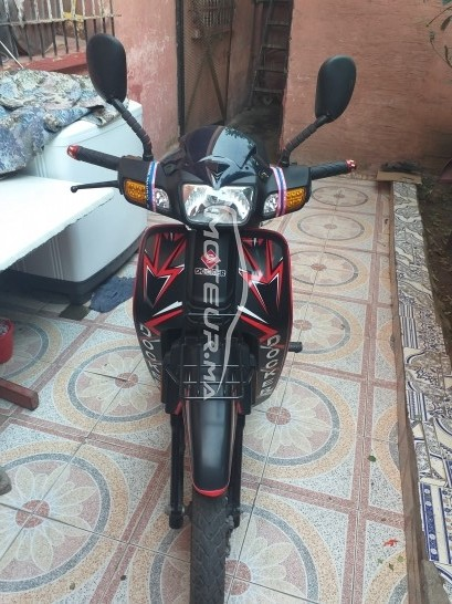 Moto au Maroc DOCKER C50 - 343900