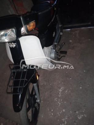 دراجة نارية في المغرب DOCKER C90 - 363901
