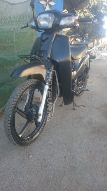 دراجة نارية في المغرب DOCKER C90 Fifty - 254265