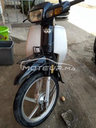 Moto au Maroc DOCKER C90 - 315978