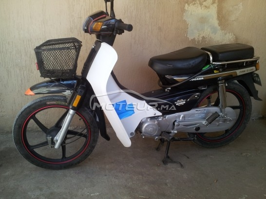 دراجة نارية في المغرب - 226307