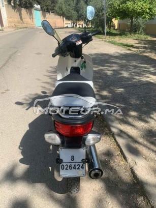 Moto au Maroc DOCKER City - 316464