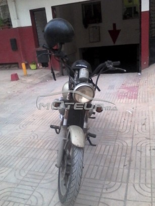 Moto au Maroc DOCKER Street bike - 208985
