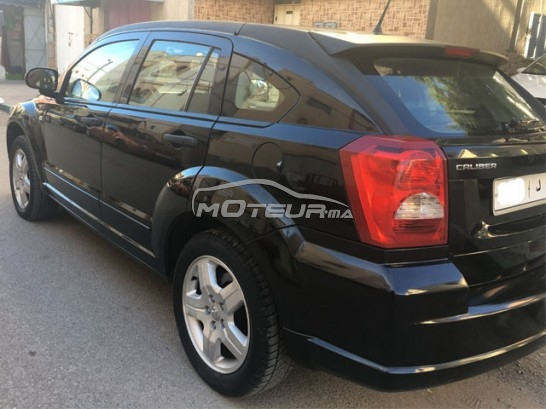 dodge caliber 2009 diesel 136811 occasion rabat maroc. Black Bedroom Furniture Sets. Home Design Ideas