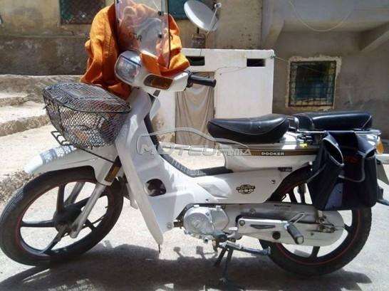 Moto au Maroc DOCKER C90 - 169194