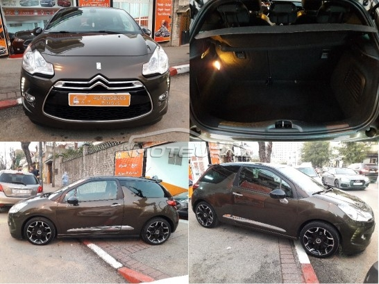 DS Ds3 Sport so-chic 1,6 e-hdi 115 ch occasion 686881