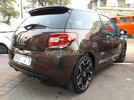 DS Ds3 Sport so-chic 1,6 e-hdi 115 ch occasion 686880
