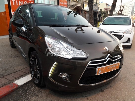 DS Ds3 Sport so-chic 1,6 e-hdi 115 ch occasion 686879