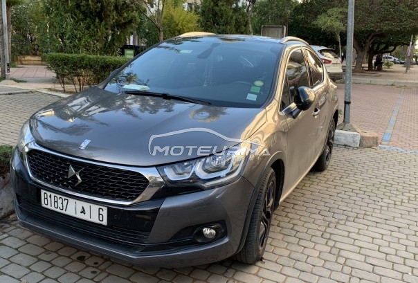 DS Ds4 crossback Crossback occasion