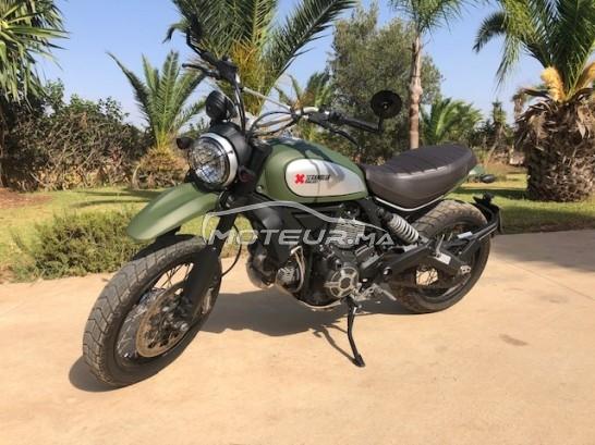 دراجة نارية في المغرب DUCATI Scrambler 800 urban enduro - 306450