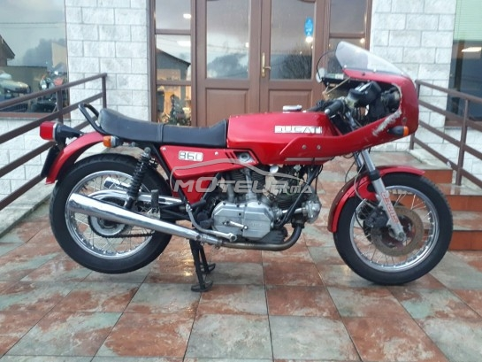 دراجة نارية في المغرب دوكاتي 860 جت - 212425