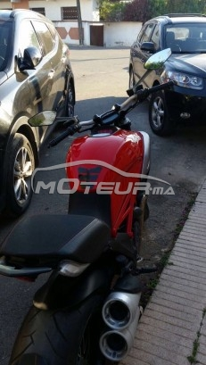 Moto au Maroc DUCATI Diavel - 192909