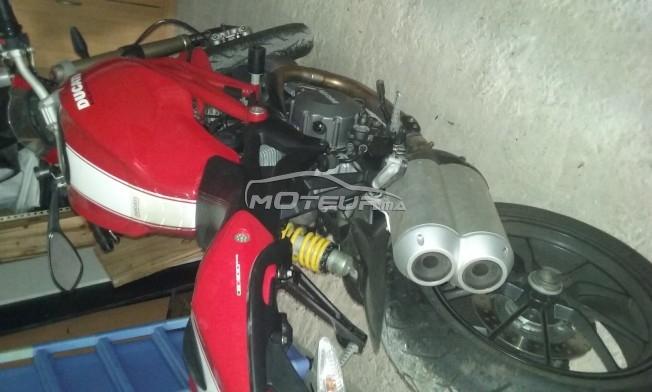 Moto au Maroc DUCATI Monster 1100 - 151264