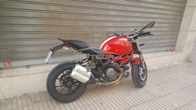Moto au Maroc DUCATI Monster 1100 Evo - 183113
