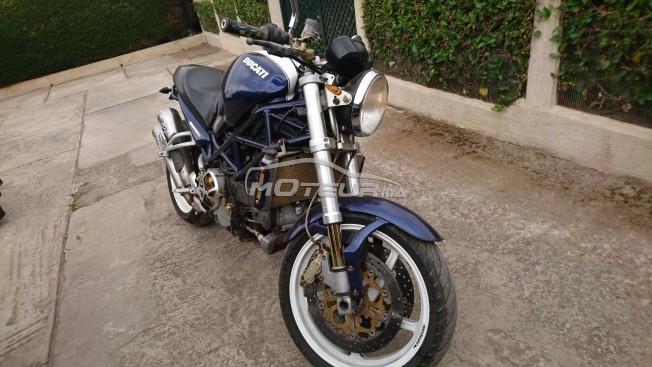 Moto au Maroc DUCATI Monster s4r 996cc 115 ch - 167775