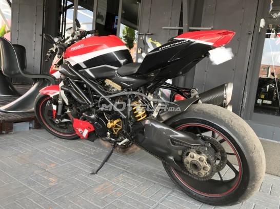 دوكاتي سترييتفيجهتير 1098 edition corse مستعملة 542882