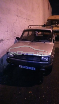 Voiture au Maroc FIAT 127 - 135509