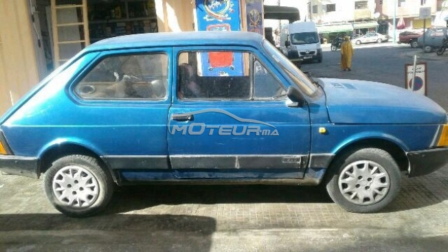 Voiture au Maroc FIAT 127 - 201248