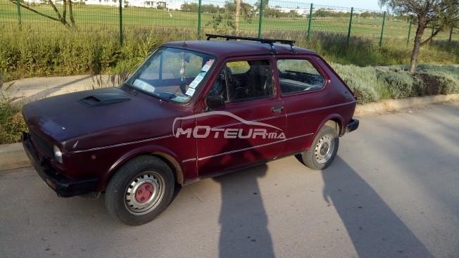 Voiture au Maroc FIAT 127 - 215859