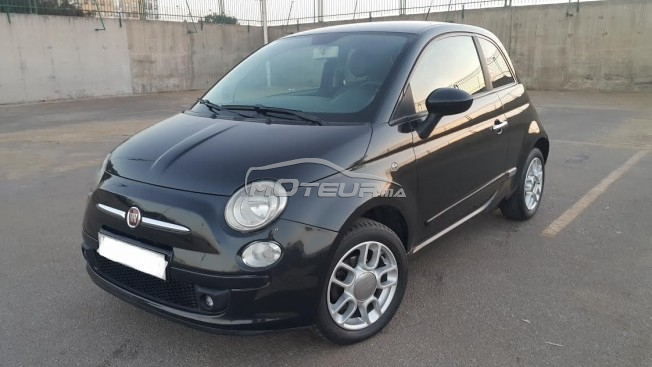 سيارة في المغرب فيات 500 - 134689