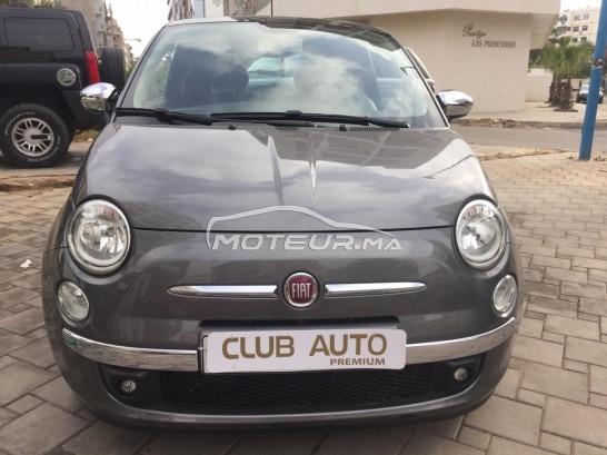 سيارة في المغرب FIAT 500 Citadine - 320082