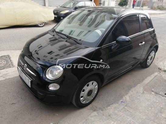 سيارة في المغرب FIAT 500 - 281934
