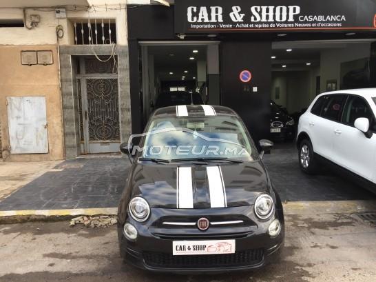 سيارة في المغرب FIAT 500 - 296867
