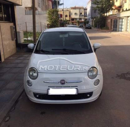 سيارة في المغرب FIAT 500 - 267848
