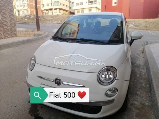 سيارة مستعملة للبيع Fiat 500 2015 البنزين 326924 الدارالبيضاء المغرب