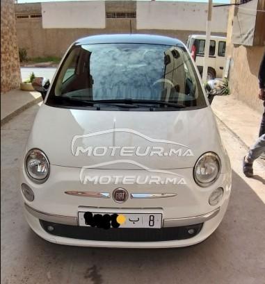 سيارة مستعملة للبيع Fiat 500 2014 البنزين 327206 أسفي المغرب