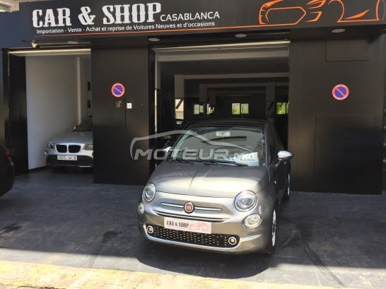 Voiture au Maroc FIAT 500 - 274658