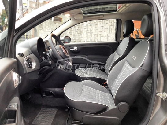 FIAT 500 1.2 i lounge+ toutes options occasion 687826