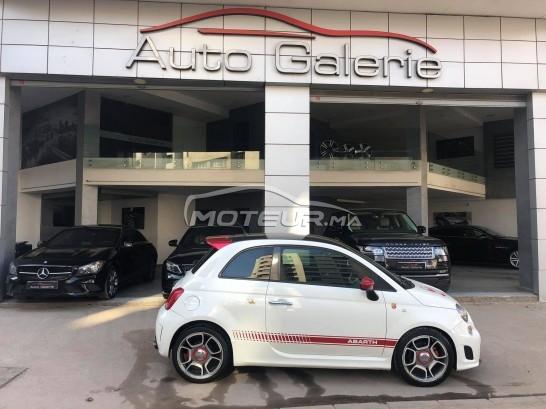 FIAT 500 Abarth occasion
