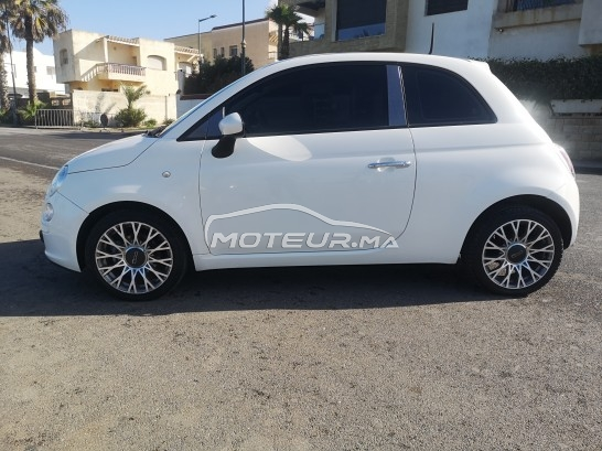 Voiture au Maroc FIAT 500 - 336312