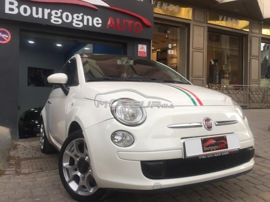 سيارة في المغرب فيات 500 - 205298